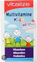 Vitalize Prod Voedingssupplementen Multivitamine kids