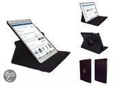 Hoes met 360 graden Multi-stand, Cover voor de Apple iPad Air, Stoere Case · Kleur Zwart