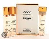 Chanel Coco Mademoiselle - 3 x 20 ml - Geschenkset