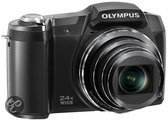 Olympus SZ-16 - Zwart
