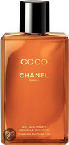Chanel Coco Foaming Showergel