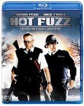 Cover van de film 'Hot Fuzz'