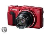 Canon PowerShot SX700 HS - Rood