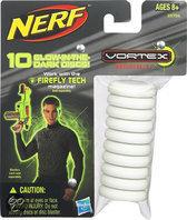 Nerf Vortex Refill Glow In The Dark - Discs