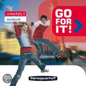 Go for it! / 1 VMBO bk / deel Textbook
