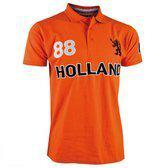 Polo oranje Holland 88 - maat M