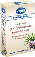 Waipiti Prostaat Forte - 30 Capsules - Voedingssupplement