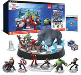 Disney Infinity 2.0 Marvel Super Heroes Starter Pack - Collectors Edition PS3