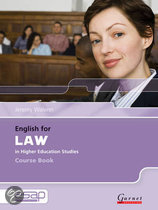 English for Law in Higher Education Studies