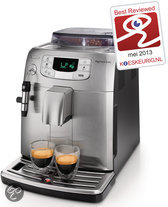 Philips-Saeco Automatisch Espressoapparaat Intelia Evo Metal HD8752/85