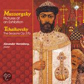 Moesorgski - Schilderijententoonstelling (CD)