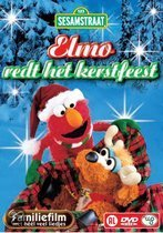 Sesamstraat - Elmo Redt Het Kerstfeest