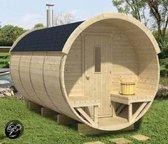 Vuren - 190 x 300 - Buiten Sauna