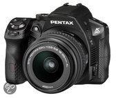 Pentax K 30 + DA 18-55 mm WR - Spiegelreflexcamera - Zwart