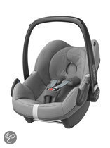Maxi Cosi Pebble Autostoel - Concrete Grey - 2015