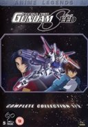 Gundam Seed Complete Collection Box 1