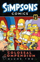 Simpsons Comics - Colossal Compendium