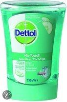 Dettol No-Touch Wasgel Navulling Frisse Komkommer - 250 ml - Handzeep
