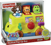 Fisher-Price Muziekbus