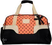 Little Company - LCT Twist Travel Bag Luiertas - Oranje, Zand, Zwart