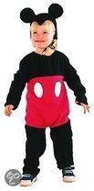 Micky Mouse kostuum voor kinderen 2-4 jaar (104)