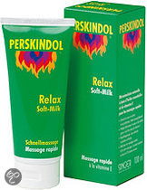 Perskindol Relax Soft Milk - 100 ml - Massagecreme