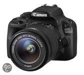 Canon EOS 100D + 18-55 mm DC III - Spiegelreflexcamera