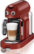 Krups Nespresso Apparaat Maestria XN8006 - Rood