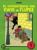 De guitenstreken van Kwik & Flupke integraal 001
