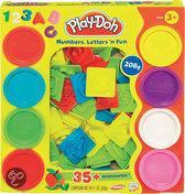 Play-Doh Cijfers - Letters 'n Fun - Klei