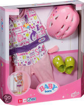Baby Born Deluxe Safety Set