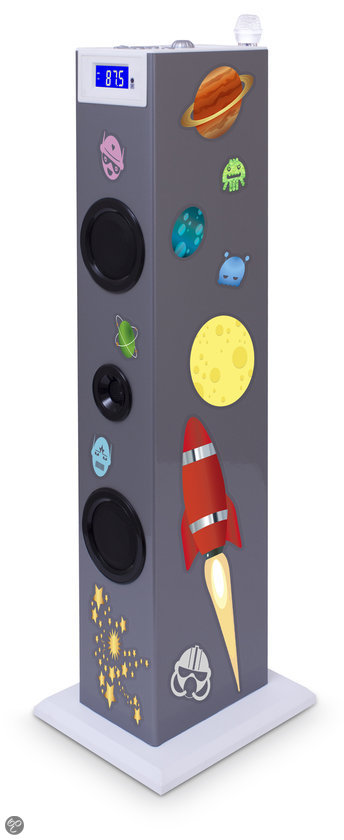Sing-along Tower  met design stickers