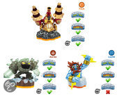 Skylanders Giants Adventure Triple Pack Prism Break, Lightning Rod, Drill Sergeant Wii + PS3 + Xbox360 + 3DS + Wii U + PS4
