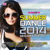 Summer Dance 2014 Megamix Top 100