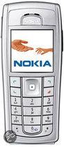 Nokia 6230i - Zilver