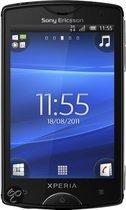 Sony Ericsson Xperia Mini (st15i) - Black (inclusief zwart/witte cover)