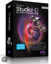 Pinnacle Studio Hd Ultimate Collection 15 - Nederlands
