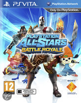 Foto van PlayStation AllStars Battle Royale