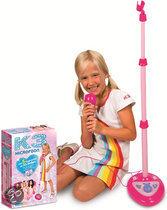 K3 Microfoon Bengeltjes - Roze