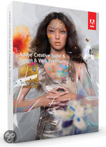 Adobe Design Premium CS6 - Nederlands / Win / Student