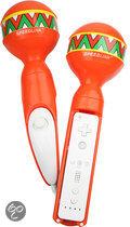 Speedlink Controller Hoesjes Maracas Oranje Wii