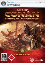 Age Of Conan Hyborian Adventures - Prepaid Card