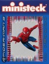 Ministeck Spider-Man Flying Red 1750-delig