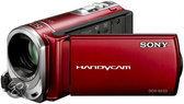 Sony Handycam DCR-SX33 - Rood