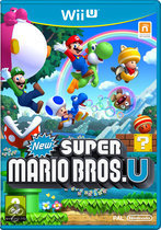 Foto van New Super Mario Bros U