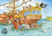 Ravensburger 2x20 Stukjes - Piratenwereld