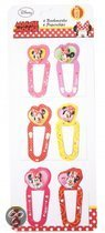 Disney Paperclips minnie mouse per 6 stuks