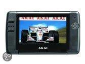 Akai ACVDS735TZGB - Portable DVD-speler met 2 schermen - 7 inch