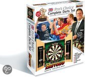 Harrows Pro's Choice Complete Set - Dartbord