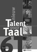 Nieuw talent voor taal tso 6 - werkboek (b-richtingen)